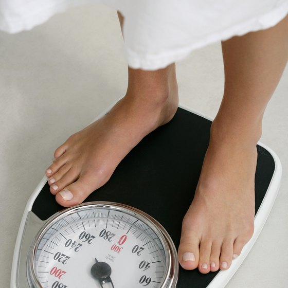 Weight loss takes time and monitoring.