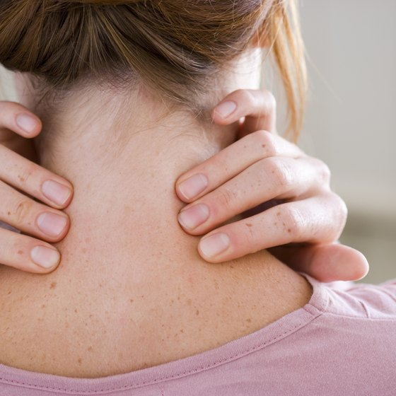 symptoms of lymphoma of the neck healthy living