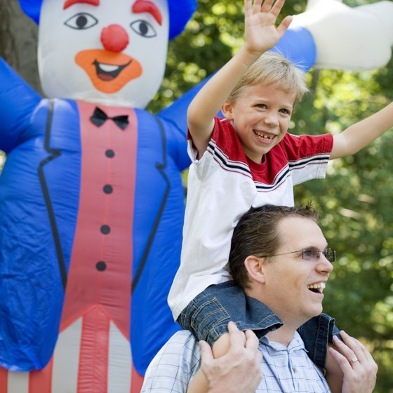 Host a carnival to draw families to your practice in a fun way.