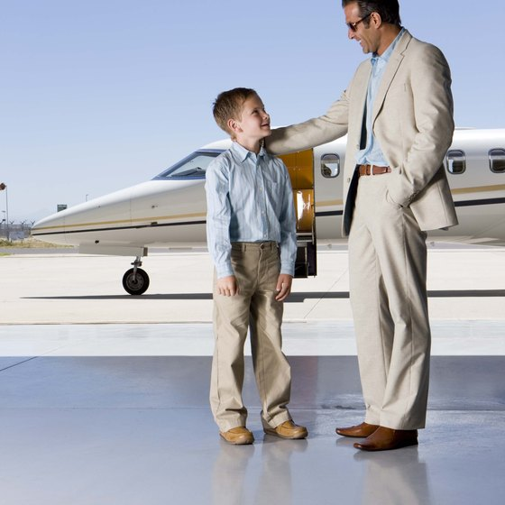 Children traveling with one parent need a letter of permission from the other parent.