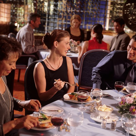 A strong net profit margin is one indication of a well-run restaurant.