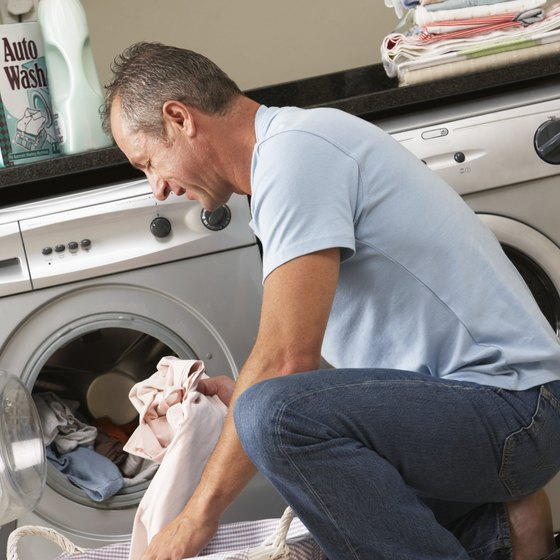Destroy bedbug-infested clothes by running them in a dryer at high heat.