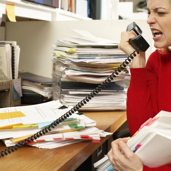 Employee problems can cost you sales and lead to lawsuits.