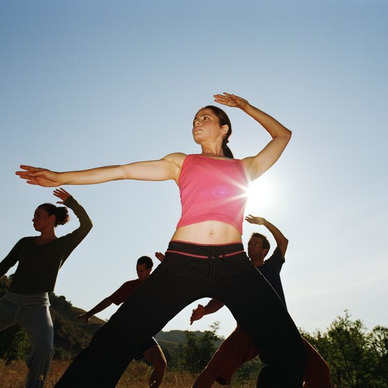Tai Chi offers physical and mental health benefits.