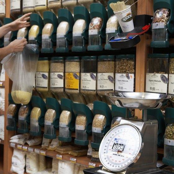 Cornmeal is often cheaper when purchased from the bulk bins.
