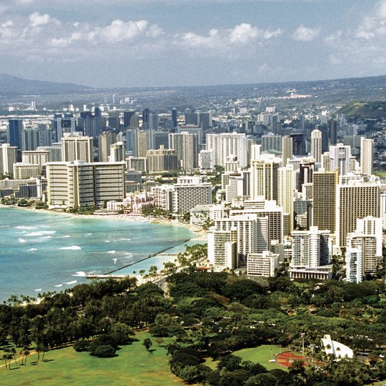 Staying in the heart of Honolulu may save you money in the long run.