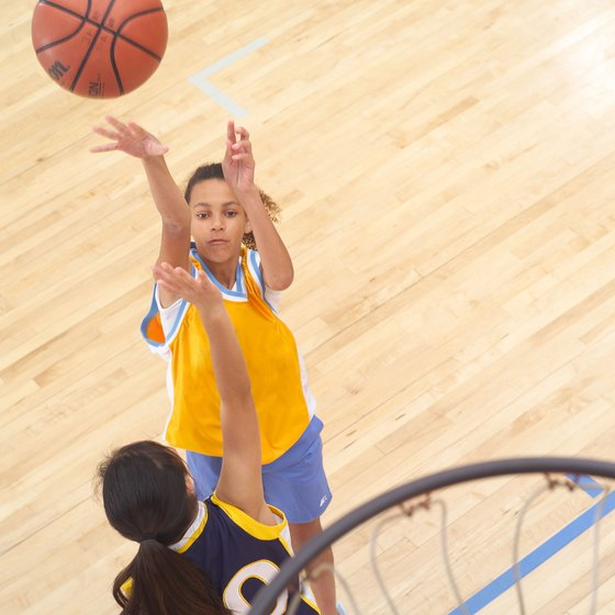 Players who can shoot and dribble well are rare at middle school age.