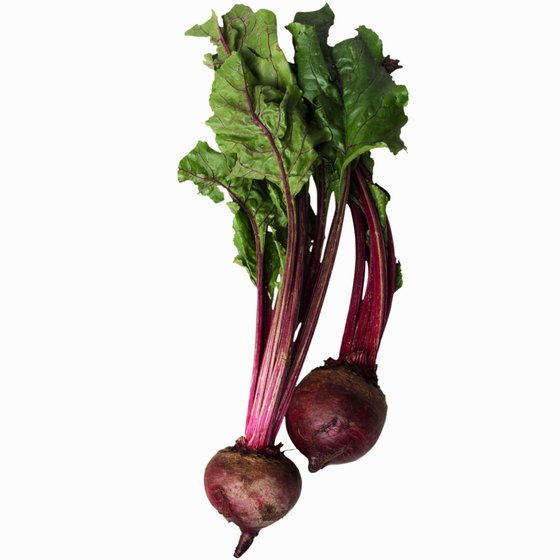 Regular beets can help control blood glucose levels.