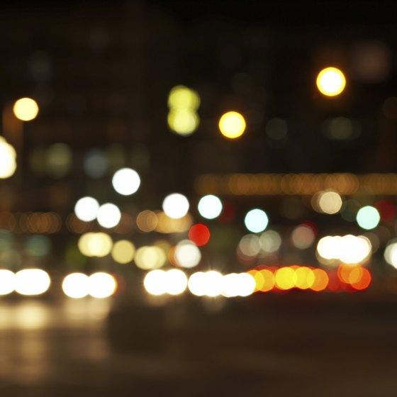 Autofocus projectors can eliminate blurry projected images.