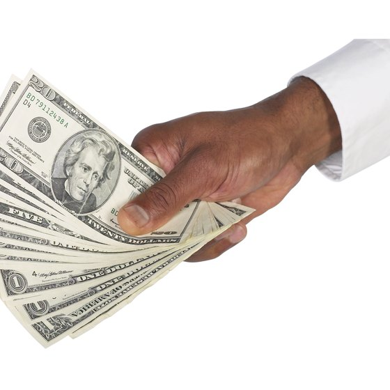 S corporations can make cash distribution to the shareholders.