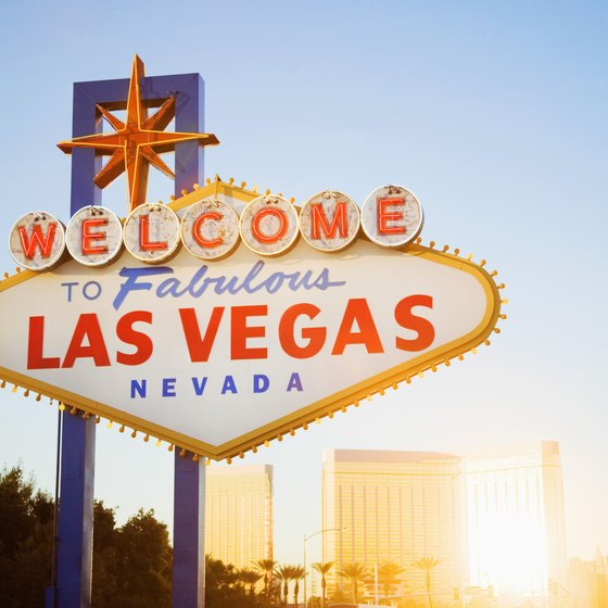 The clothing you pack for Las Vegas depends on the time of year.