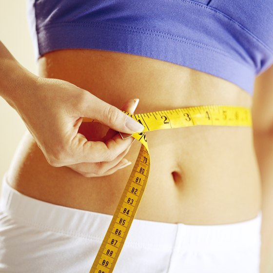 You can cut fat in your trouble areas without using diet pills.