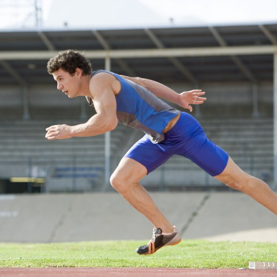You can improve your sprinting stamina with specialized training.