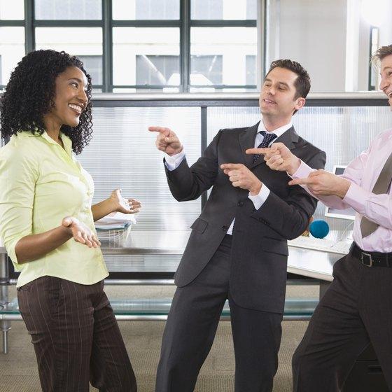 Positive feedback motivates employees.