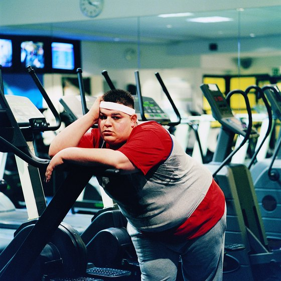 A treadmill burns the most calories of any exercise machine.