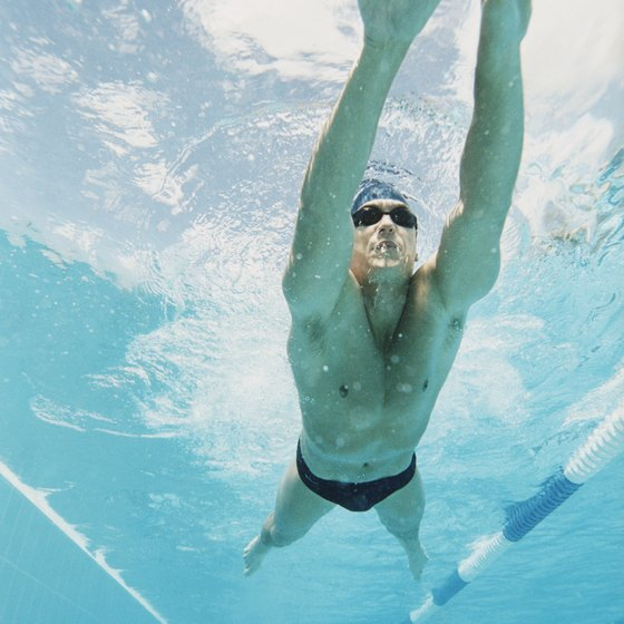 Swimming is a cardio workout you can adapt to your fitness level.