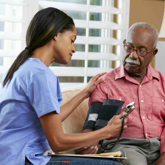Blood pressure readings fluctuate on a daily basis.