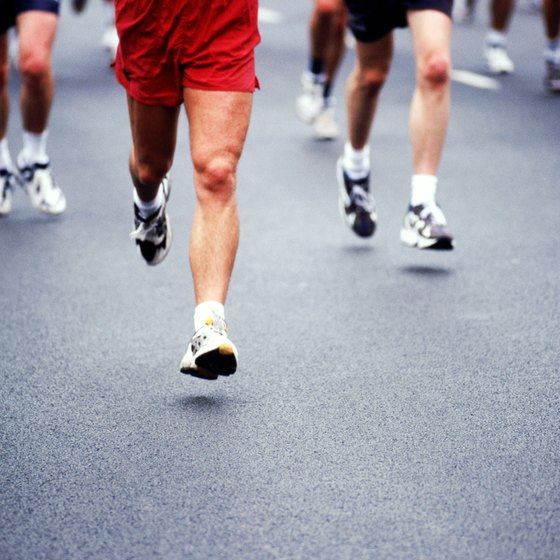 Tempo running and steady-state running improve endurance.