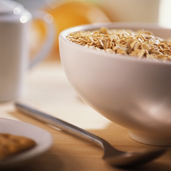 You'll eat plenty of whole-grain products on the Sugar Busters diet.