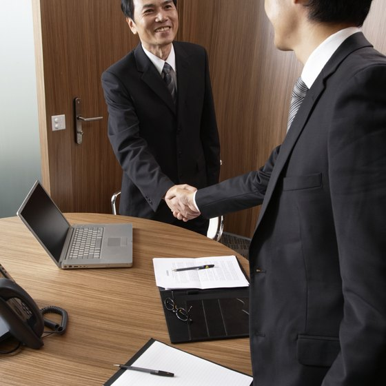 A formal agreement is essential when two businesses create a joint partnership.