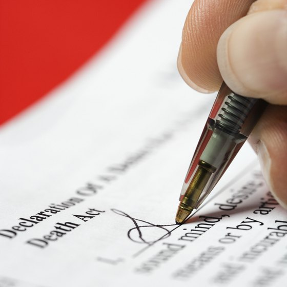 How To Draw Up A Sales Contract  Your Business