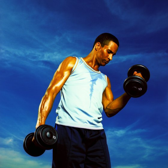 Strength training offers many health benefits.