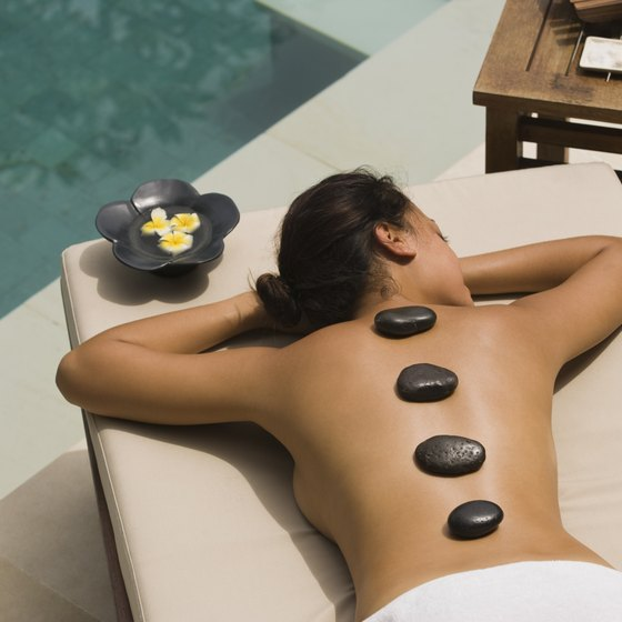 You may have the best spa services, but people won't know unless you advertise.