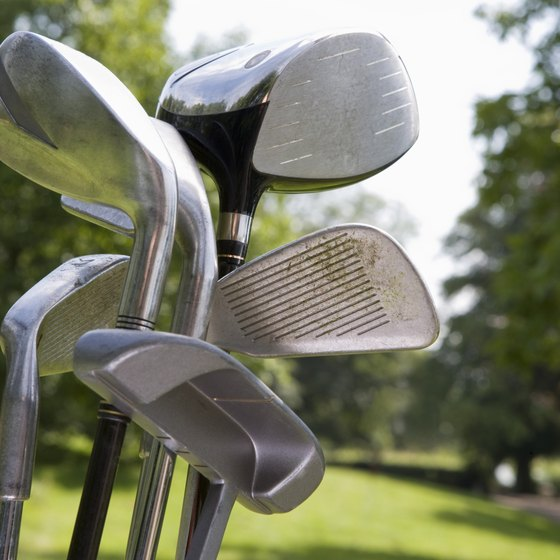 Picking the right clubs ensures that you're ready for most situations.