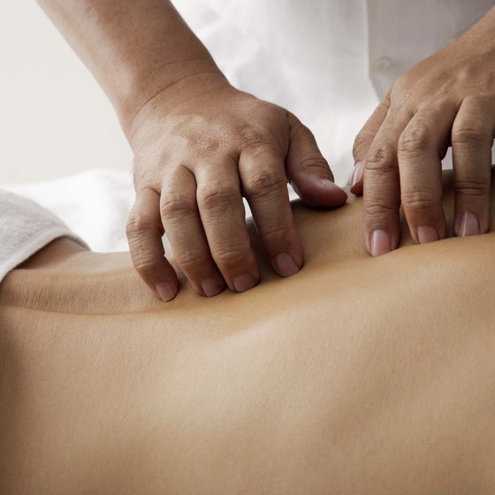 Opening a massage business is just one of the ways to use your kinesiology education.