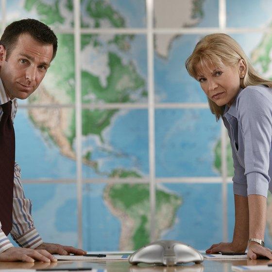 Conflict often occurs between business entities.