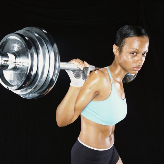 Weightlifting is a good way to gain muscle mass for your ideal physique.