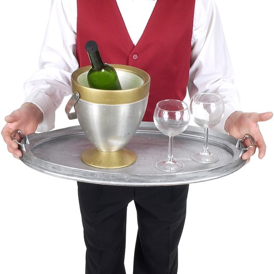 Successive waiters have impressive memories.