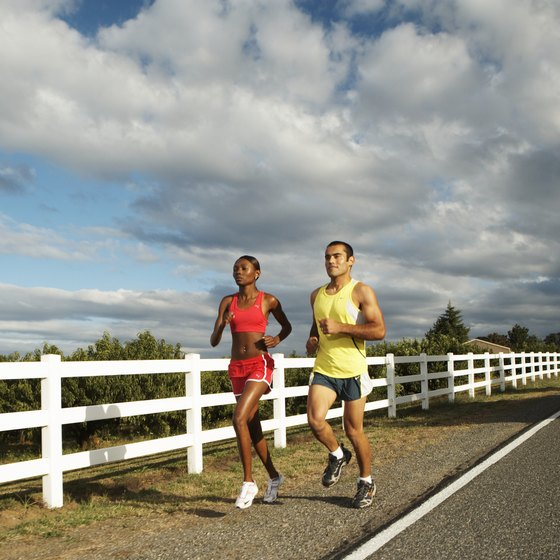 Running and other endurance sports require high levels of stamina.