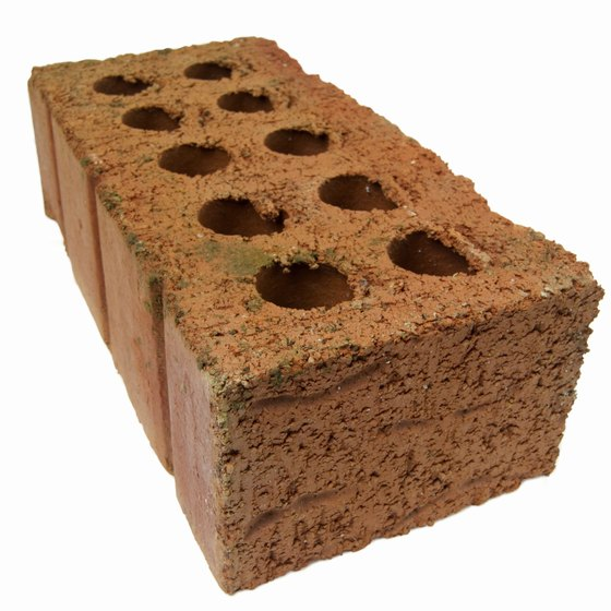 Bricks aren't just for building walls -- they can help build muscle when used as part of your workout.