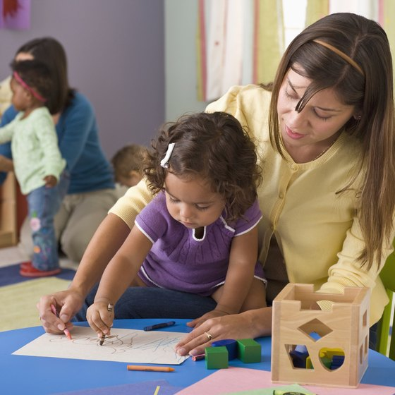 Daycare providers file their taxes similar to all other small-business owners.
