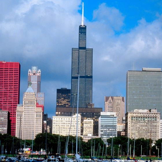 Find love and romance while staying in downtown Chicago.