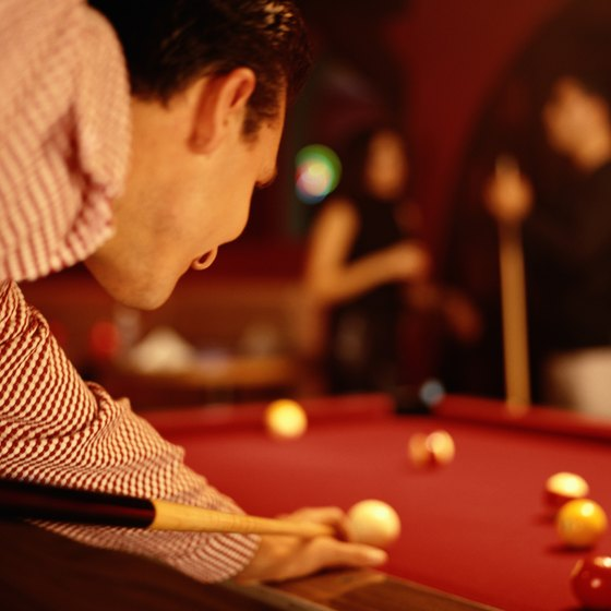 Dreaming about owning your own pool hall, but struggle with making it a reality?