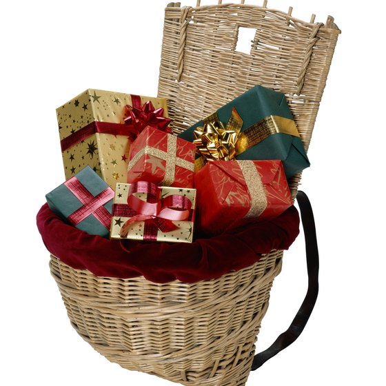 How to promote a gift basket business your business get professional looking photos of your baskets to help convince people to buy negle Image collections