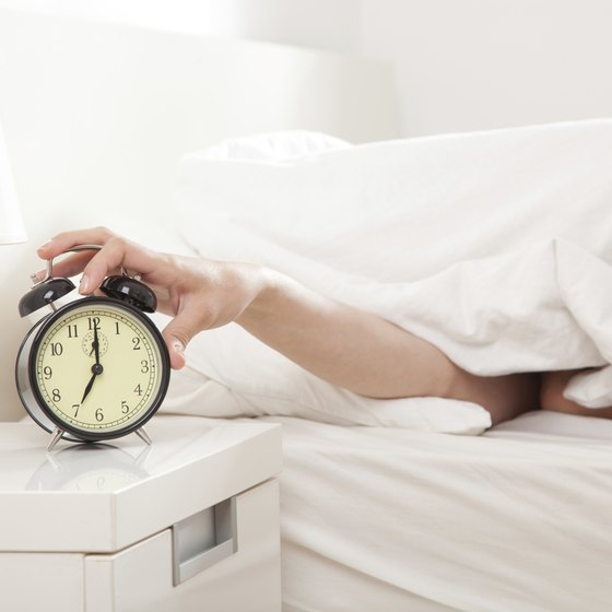 Most adults spend only 20 percent of their sleep in REM.