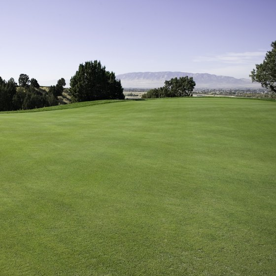 Revenue is lost when a golf facility isn't fully utilized.