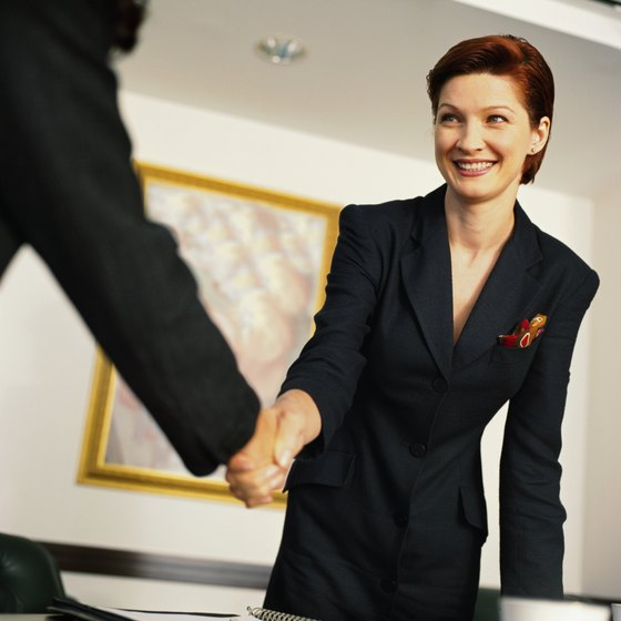 Help a new employee feel comfortable by introducing her to the staff.