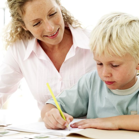Market your tutoring services with an effective flyer.