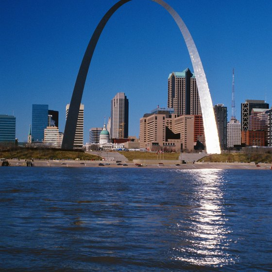 See the Arch, but don't miss some other fun tourist spots in the Show-Me State.