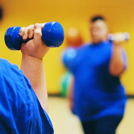 Lowering your BMI requires exercise.