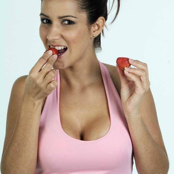 Eating plenty of nutritious foods is key to healthy weight gain.