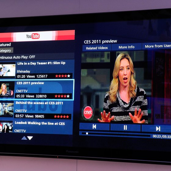 Some YouTube videos are blocked on particular platforms such as Smart TVs.