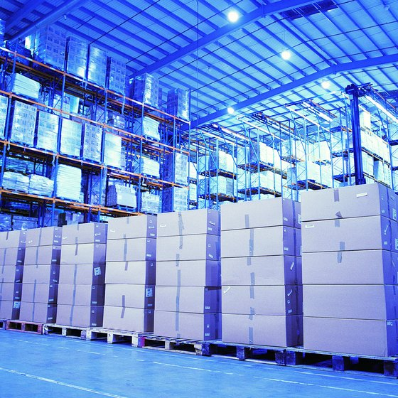 Warehouse organization is a key element of an effective inventory system.
