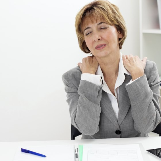 Acid reflux can cause neck pain