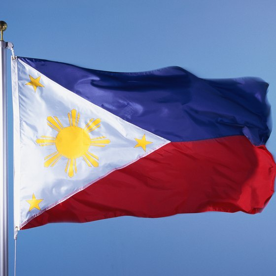 Renew your Philippine passport in person at the consulate.
