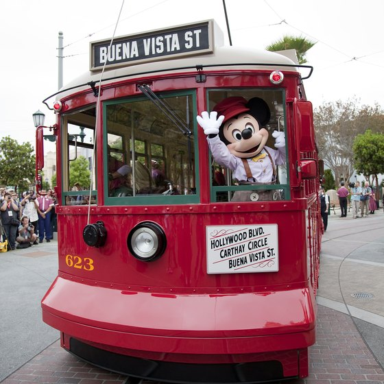 You can save money on Disneyland tickets if you plan in advance.
